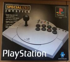 Specialized Arcade Fighting Joystick Controller for PlayStation Asciiware PS