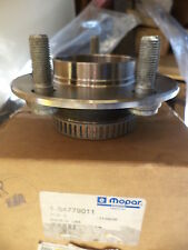 n°z270 moyeu roue chrysler 300m ref 4779011 neuf