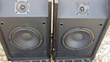 Bose 201 Series III Direct Reflecting Speakers Bookshelf Black Pair