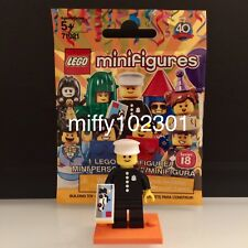 * New Sealed LEGO minifigures Series 18 Police Officer (Rare) minifig policeman*