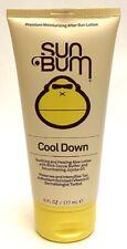 Sun Bum Moisturizing After Sun Lotion Cool Down Aloe Cocoa Butter Jojoba Oil 6oz