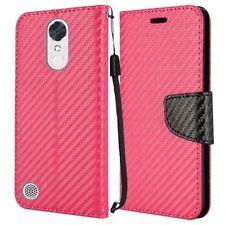 Étuis, housses et coques avec clip en fibre de carbone pour téléphone mobile et assistant personnel (PDA) LG