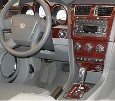 DODGE AVENGER GTS SXT SE R/T INTERIOR WOOD DASH TRIM KIT SET 2011 2012 2013 2014