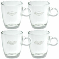Pickwick Tee Glas Teetasse Tasse Tee Glas small 200 ml 4er Pack