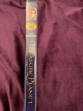 DISNEY CLASSICS DVD TREASURE PLANET RARE NUMBER 42 GOLD OVAL CIRCLE SEALED NEW