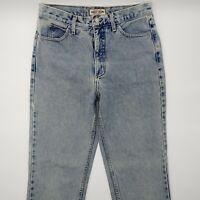 Guess W30 L32 blau blue Damen Lady Jeans Hose Denim Designer Hose VTG Mode USA