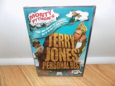 Terry Jones Personal Best (DVD, 2006) Monty Python's Flying Circus - BRAND NEW