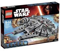 LEGO Star Wars Millennium Falcon 75105 Force Awakens * NEW & FACTORY SEALED *