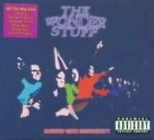 The Wonder Stuff - Cursed With Insincerity Cd2 Eagle