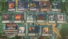 *** SKY STRIKER DECK CORE *** ENGAGE, ANCHOR, SHIZUKU, HAYATE, KAGARI YUGIOH!