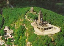 AK, Kyffhäuser, Kyffhäuser-Denkmal und Barbarossaturm, um 1994