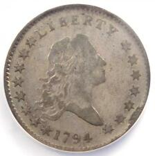 1794 Flowing Hair Bust Half Dollar 50C - Certified NGC Fine Detail - Rare Coin!