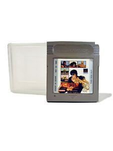 FIST OF THE NORTH STAR : Nintendo Gameboy (1990) w/ Nintendo Case