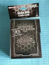 Yu-Gi-Oh! Dark Hex Deck Box Holo Card Case