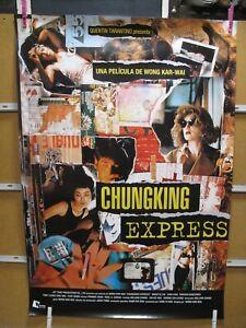 CHUNGKING EXPRESS HONG KONG) WONG KAR-WAI, TONY LEUNG