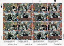 Marshall Islands 1995 World War 2 WW II Scott 513-16 Victory in Europe W95 Sheet