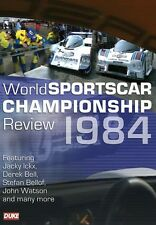World Sportscar Championship Review 1984 (New DVD) Monza Watson Ickx Bell Bellof