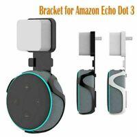 Funktionelle Wandhalterung Wall Mount für Standfußhalter für Amazon Echo Dot 3