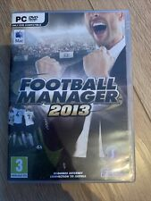 Football Manager: 2013 (JUEGO PC)