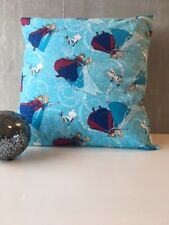 """Anna and Elsa from Frozen 16"""" x 16"""" Cushion Cover"""
