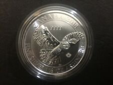 2018 Canada $8 1.5oz 1 1/2oz Canadian Snowy Owl  Fine Silver Bullion coin