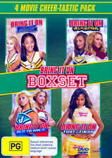 Bring It On Again / All or Nothing / In It To Win It / Fight To The Finish DVD