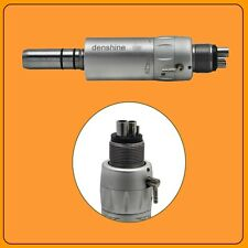 USA Dentist Dental Slow Low Speed Handpiece E-type Air Motor 4 Hole High Quality