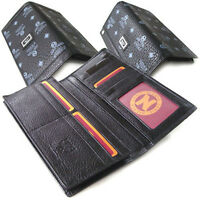 NEW Leather Luxury Men's Wallet Credit Card Wallet