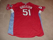 Jonathan Broxton 2009 All Star Game Signed Jersey MLB