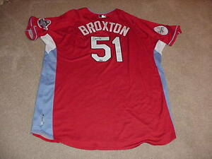 Jonathan Broxton 2009 All Star Game Signed Jersey MLB