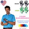 Golf Gloves Left Hand Men's RelaxGrip Black Palm 2 Pack Pick Size & Color US