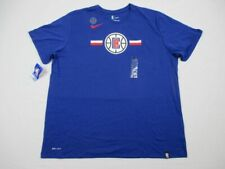 NEW Nike Los Angeles Clippers - Men's Short Sleeve Shirt (3XL)