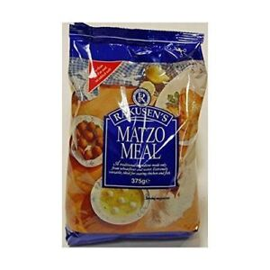 Rakusen Matzo Meal Fairtrade 375g