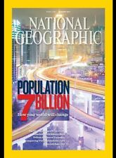 FREEPOST. NATIONAL GEOGRAPHIC Jan 2011 POPULATION TIMBUKTU VIETNAM CAHOKIA