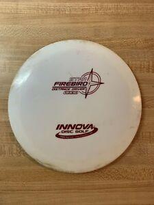 Innova Star Firebird Flat Top 171 Grams Used