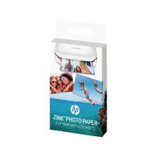 HP ZINK Sticky Backed Photo Paper W4Z13A, 2 x 3in (5 x 7.6cm) [HPW4Z13A]