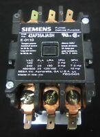 SIEMENS 42AF35AJASH 24V Coil 25A 600V Used