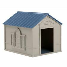 Indoor & Outdoor X-Large Dog Kennel Large Pets Outdoor Cabin House Big Shelter
