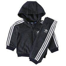 Adidas Originals Jogger Niños hfl Vaqueros Chándal de deporte Azul Blanco