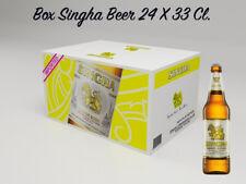 Birra Singha Beer Box Con 24 X 0,33 L. La famosa Birra Thailandese
