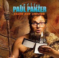 PAUL PANZER - ALLES AUF ANFANG!  CD NEU