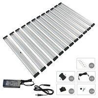 EShine 12 Panels 12 inch LED Dimmable Under Cabinet Lighting Kit - Warm White