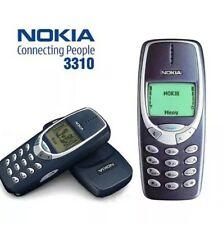 NOKIA 3310 MOBILE PHONE REFURBISHED  12 MONTH WARRANTY-UK SELLER.
