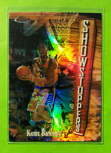 1997-98 Topps Finest KOBE BRYANT REFRACTOR #262 NBA Los Angeles Lakers 2nd Year