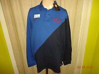 "FC Barcelona Original Nike Langarm Polo-Sweatshirt ""F.C.B"" Gr.XL Neu"