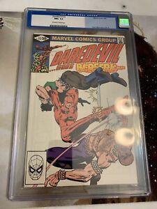 Daredevil #173 (Aug 1981, Marvel) CGC 9.6