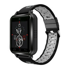Dorado wxl 4g LTE Android (teléfono reloj, Wi-Fi, GPS, cámara, sim, pulso, 16gb)