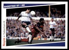 Merlin Shooting Stars 91/92 - Tottenham Hotspur Nayim No. 291