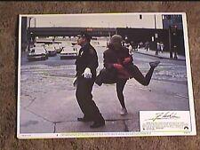 FLASH DANCE 1983 LOBBY CARD #6