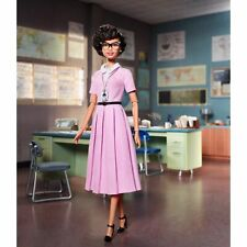 Barbie Inspiring Women Series Katherine Johnson Doll T24